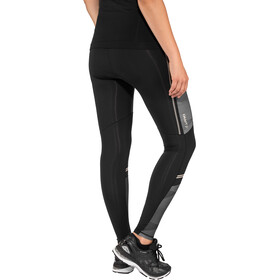 Craft Breakaway Shape Pantalones largos running Mujer, black